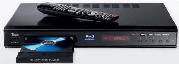 Tevion 1100UK Blu Ray player